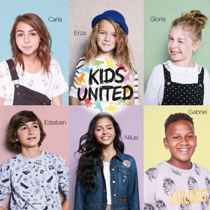 "DVD MUSICAL CD Kids United ""Un Monde Meilleur"""
