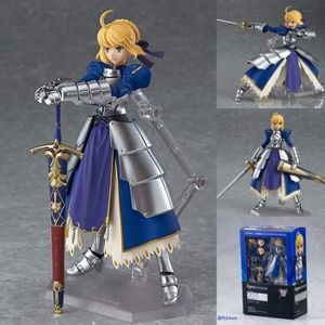 FIGURINE - PERSONNAGE FIGURINE MINIATURE-Fate-stay night  2.0 Saber figm