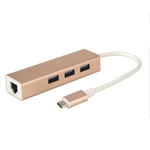 CARTE RÉSEAU  USB 3.1 Type C (USB-C) vers RJ45 Gigabit Ethernet