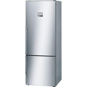 RÉFRIGÉRATEUR CLASSIQUE BOSCH KGF56PI40 Réfrigérateur combi - 480 L (375 L