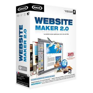 Edition Profil Website Maker 2