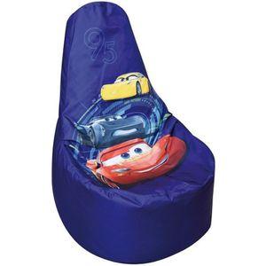 CHAUFFEUSE - POUF Fun House Disney Cars poire - pouf pour enfant