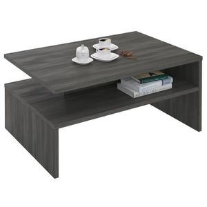 TABLE BASSE Table basse ADELAIDE, table de salon rectangulaire