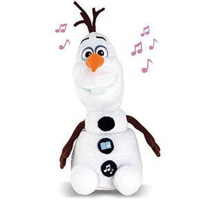 PELUCHE IMC Toys - Contes et Chansons Olaf, peluche intera