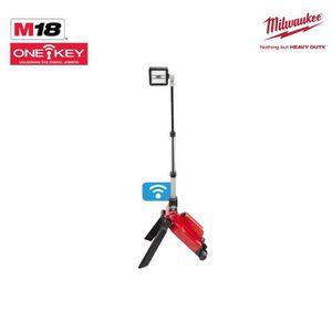 LAMPE DE CHANTIER Projecteur de chantier MILWAUKEE M18 One Key ONERS