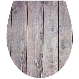 ABATTANT WC Abattant WC Colonial en Duroplast - Dim : 39 x 46