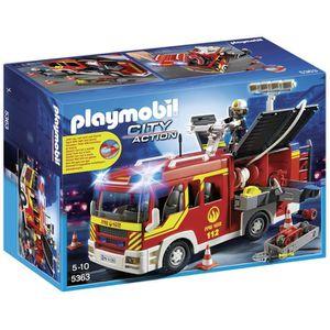 UNIVERS MINIATURE Playmobil 5363 - Jeu De Construction - Fourgon De