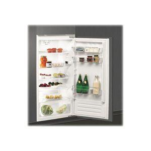RÉFRIGÉRATEUR CLASSIQUE Réfrigérateur 1 porte intégrable WHIRLPOOL ARG850A