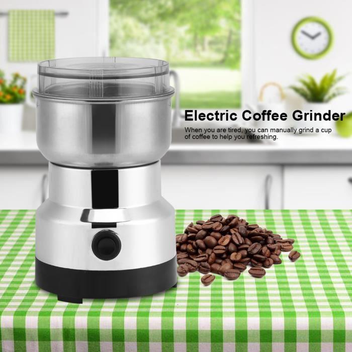 Moulin à café machine à broyer grains électriques machine a expresso HB010 -JNG