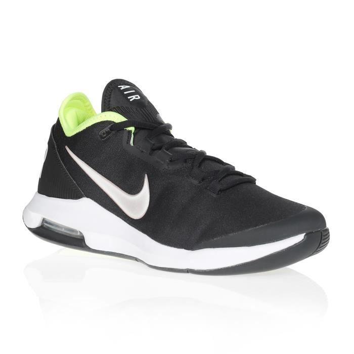 NIKE Chaussures de tennis AIR MAX WILDCARD HC - Homme - Noir