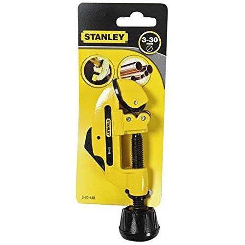 Stanley 070448 Coupe-tube ajustable 3 30 mm (Import Grande Bretagne)