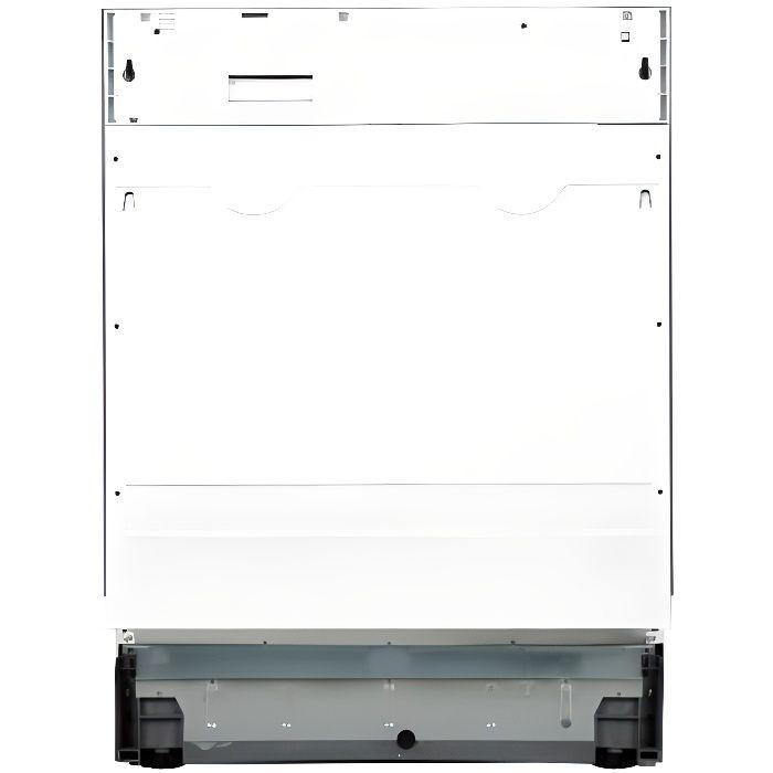 Lave vaisselle tout integrable 60 cm LVFI1249EW