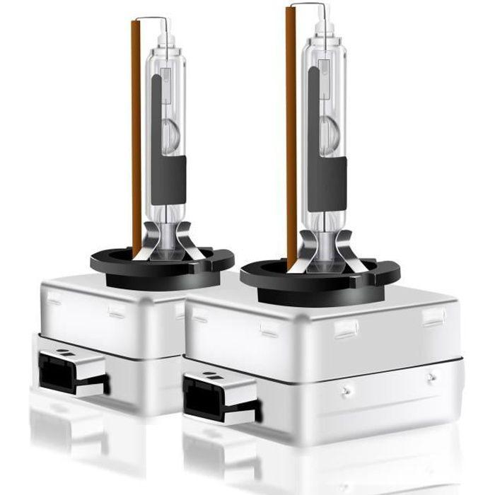 Winpower D1S D1R Ampoule Xénon Feu HID Lampe de Remplacement pour 35W Voiture Phare Avant 4300K 2pcs