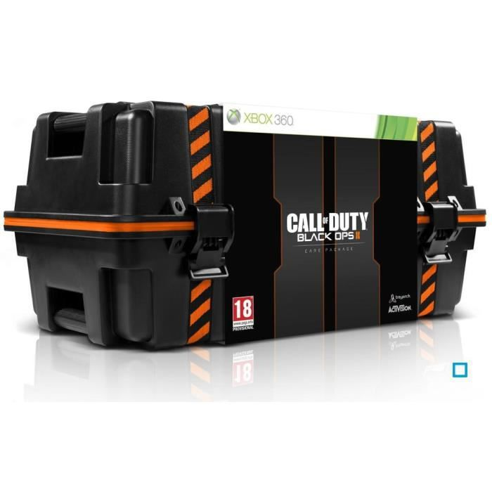 JEUX XBOX 360 Call of Duty : Black Ops 2 - Prestige edition […