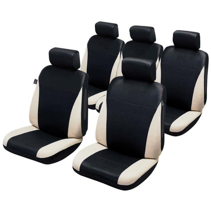 housses de si ge pour citroen c4 picasso 5 places achat vente housse de si ge housses de. Black Bedroom Furniture Sets. Home Design Ideas