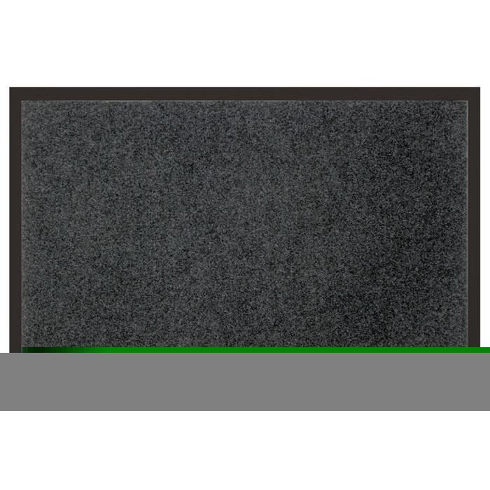 tapis d 39 entr e 60x80 dust gris achat vente paillasson cdiscount. Black Bedroom Furniture Sets. Home Design Ideas