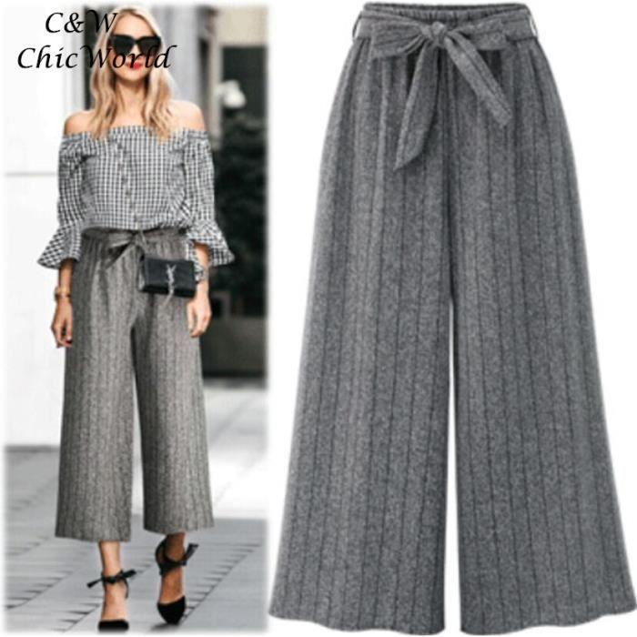 pantalon femme hiver