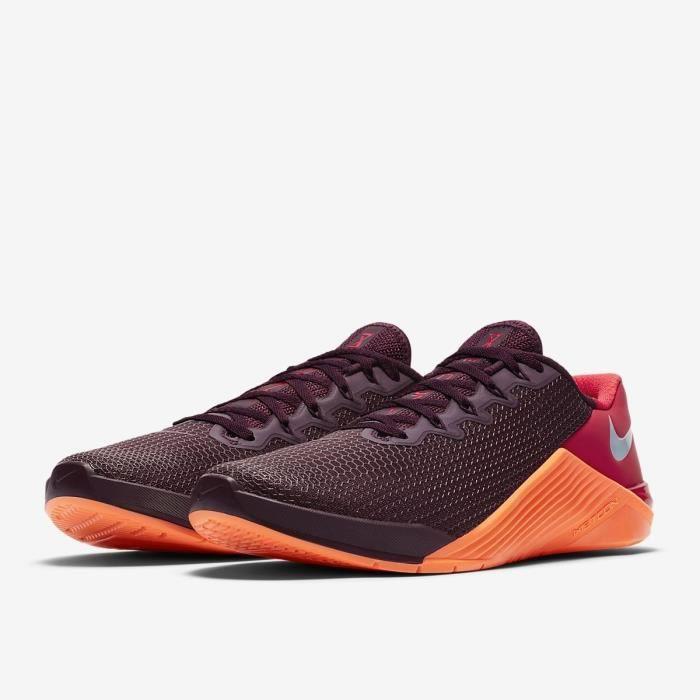 Chaussures de sport metcon 5 homme nike aq1189 Bordeaux ...