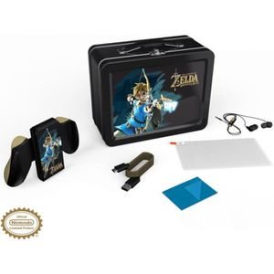 HOUSSE DE TRANSPORT POWER A - LUNCH KIT ZELDA BOTW FOR NINTENDO SWITCH