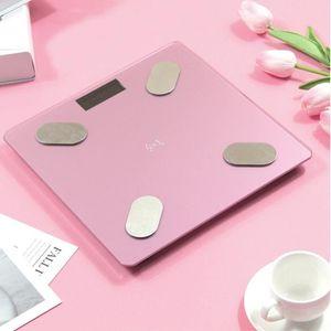 PÈSE-PERSONNE IMC Body Fat Bluetooth Smart Scale numérique sans