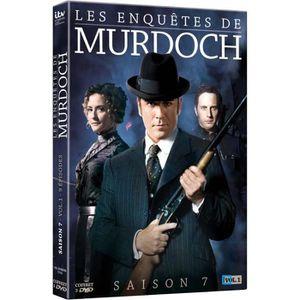DVD SÉRIE DVD Coffret les enquêtes de Murdoch, saison 7, ...