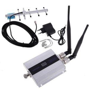 KIT BLUETOOTH TÉLÉPHONE KIN OUTAD®  900MHZ Répétiteur Amplificateur GSM ki