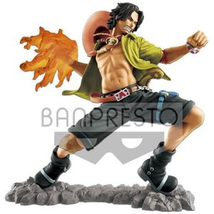 FIGURINE - PERSONNAGE Figurine Banpresto One Piece - 20Th Anniversary Fi