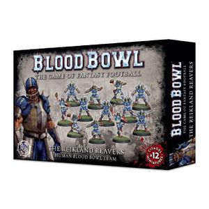 FIGURINE - PERSONNAGE Blood Bowl - The Reikland Reavers 200-13