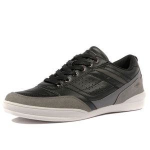 MOCASSIN Filby Homme Chaussures Noir Umbro