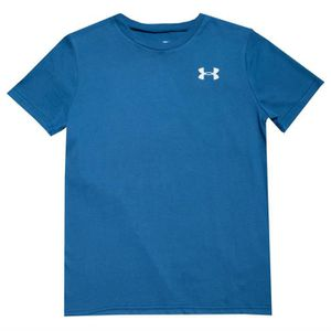 T-SHIRT Under Armour T-Shirt Back Box Graphic SS Bleu Garç
