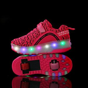 Filles HEELYS garçons Heelys Roues Lacets roller shoes Heelys Propel 2.0
