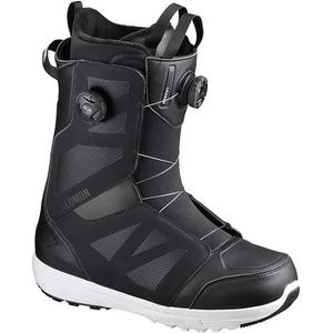 CHAUSSURES SNOWBOARD Salomon LAUNCH BOA SJ Boot 2020 black, 45.5