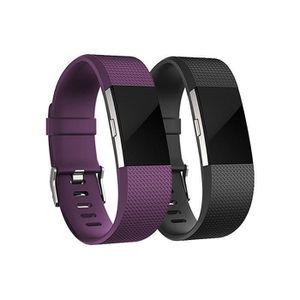 BRACELET DE MONTRE Fitbit Charge 2 bracelet,Venter®  Silicone Replace