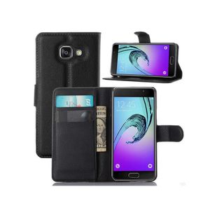 HOUSSE - ÉTUI Coque Samsung Galaxy J5 2016 Etui Housse Rabat Fol