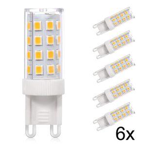 AMPOULE - LED Sundix Ampoule LED G9 blanc chaud G9 Led non dimma