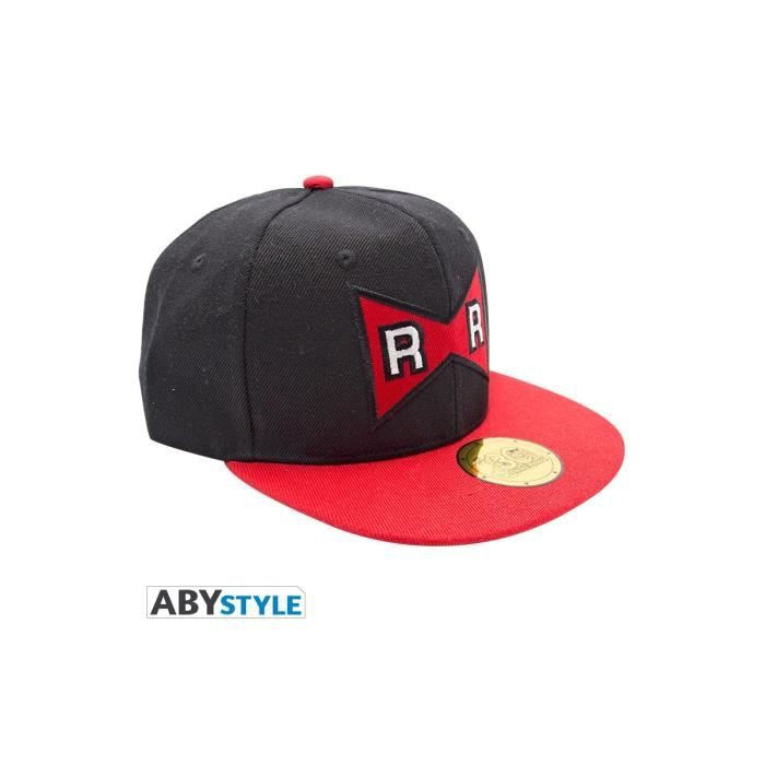 Casquette snapback Dragon Ball - Red Ribbon - ABYstyle