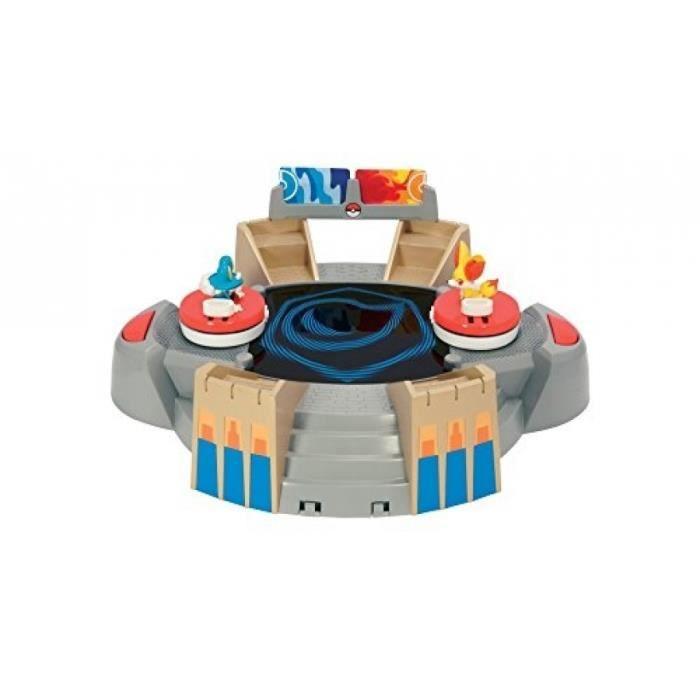 FIGURINE MINIATURE Tomy Pokémon - T18208 - Accessoire pour Figurine - Arène de Combat Tomy Pokémo