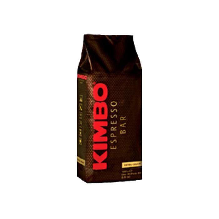 Café en grains Kimbo Extra Cream (6kilo)
