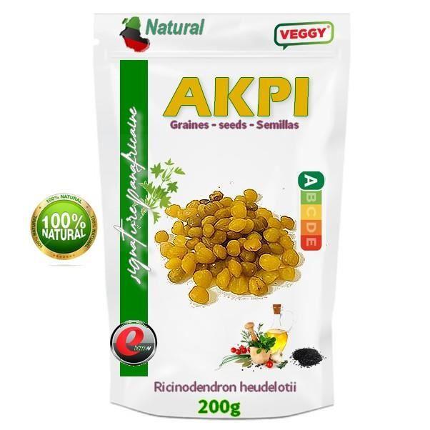 Akpi graines Qualité supérieure - 200g