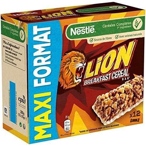 LION Nestlé Barres 250g 282