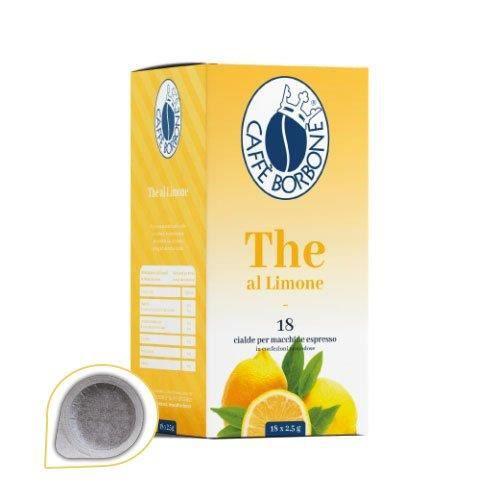 Caffè Borbone capsule mélange de citron Paquet 54 rechange 44mm de papier filtre
