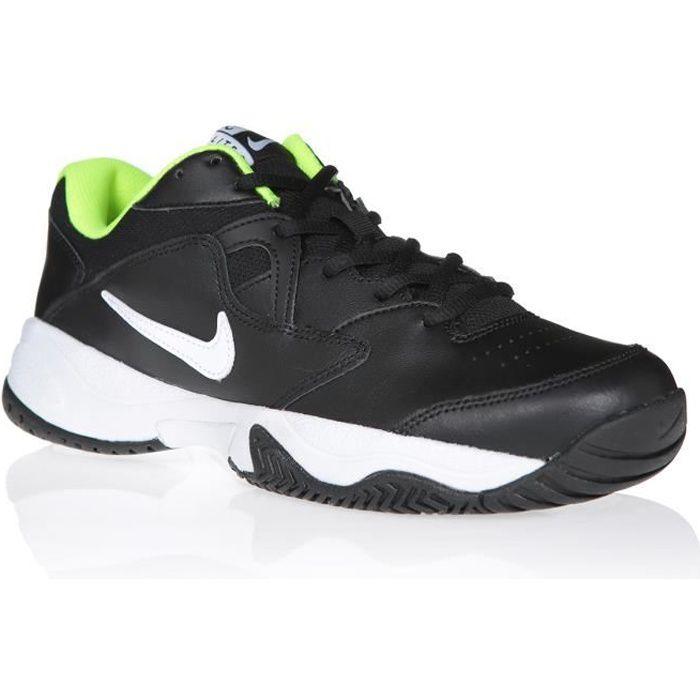 NIKE Chaussures de tennis COURT LITE 2 - Homme - Noir