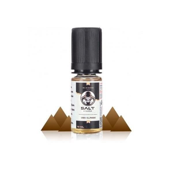 E-liquide Usa classic - Salt E-vapor 20mg