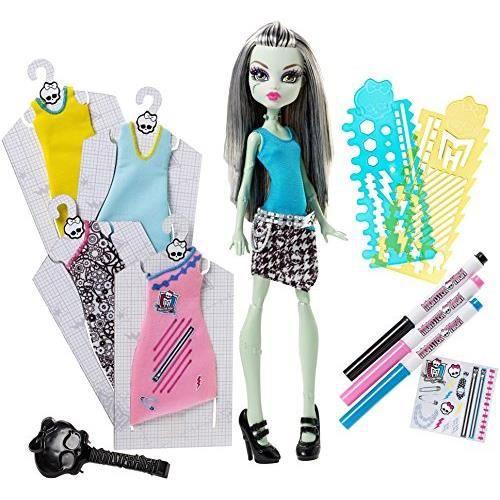 Monster High Designer Booo-tique Frankie Stein Doll Fashions