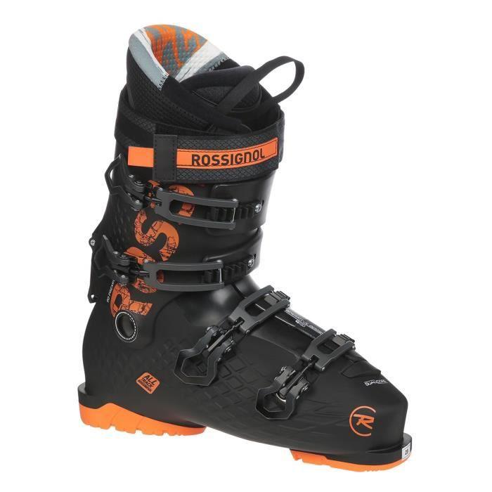 ROSSIGNOL Chaussures de ski ALLTRACK 90- Homme - BLACK ORANGE