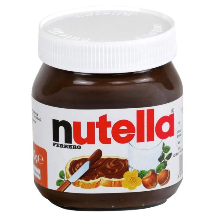 Nutella 400g (lot de 2)