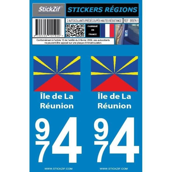 reunion departement 974