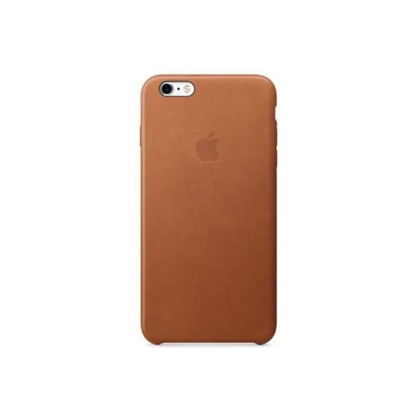 coque apple en cuir pour iphone 6s plus havane