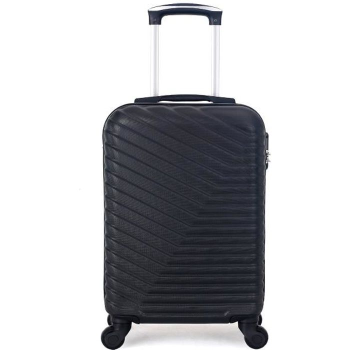 VALISE - BAGAGE VALISE CABINE | ABS – 50cm – 4 roues – LENA-E – NO