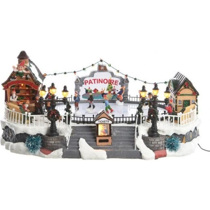 Manege Decoration De Noel